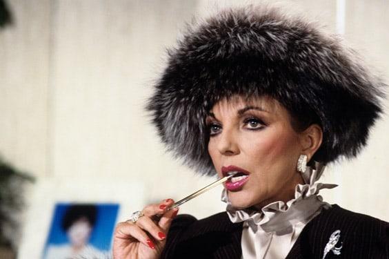 Джоан Коллинз – Алекс в сериале «Династия»