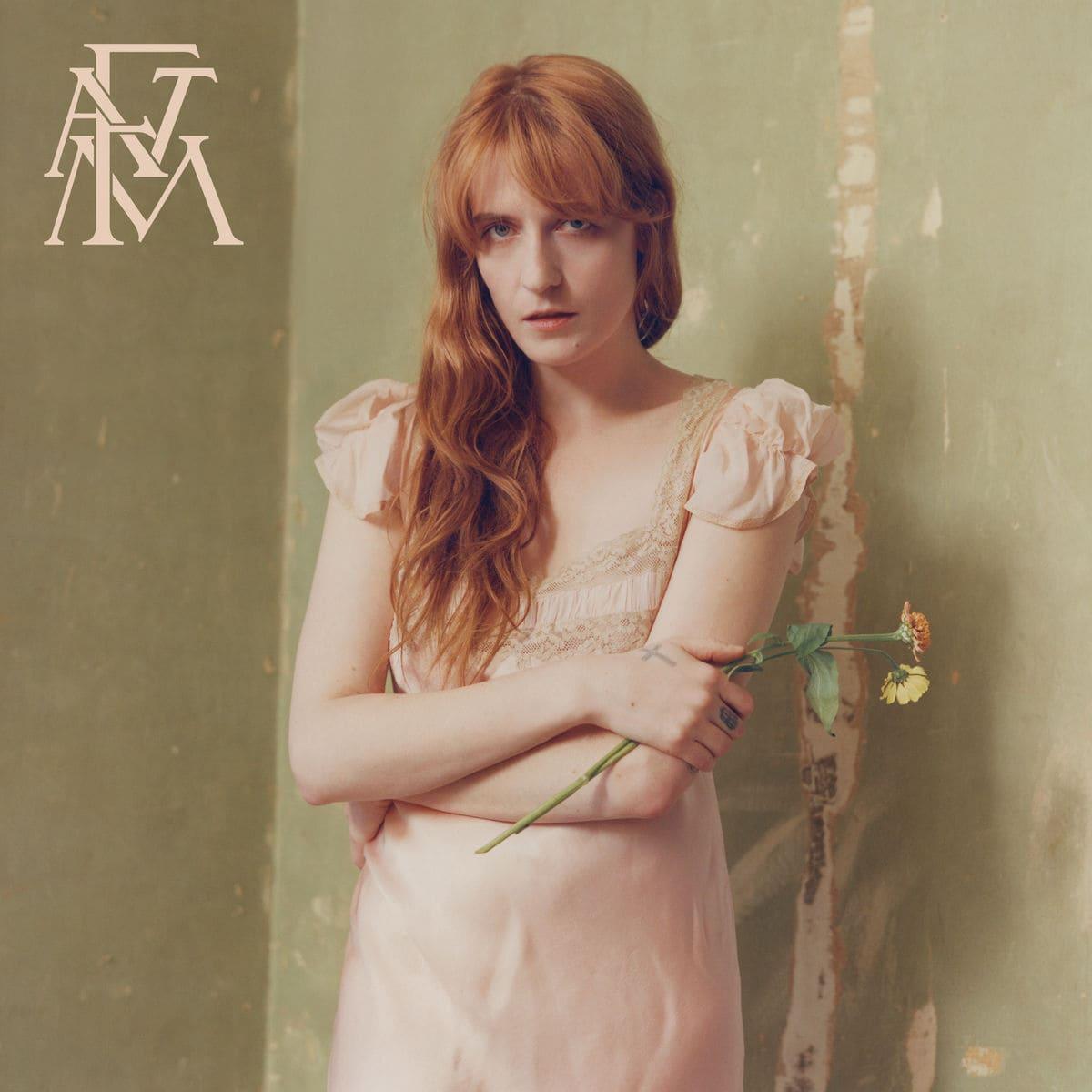 Флоренс Уэлч танцует среди скульптур вновом видео Florence and the Machine