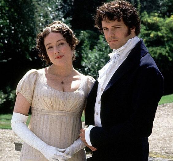 Элизабет и Дарси: скоро свадьба