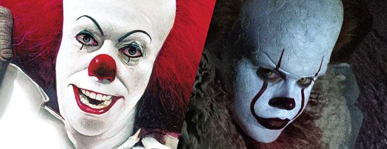 Самые страшные клоуны в кино