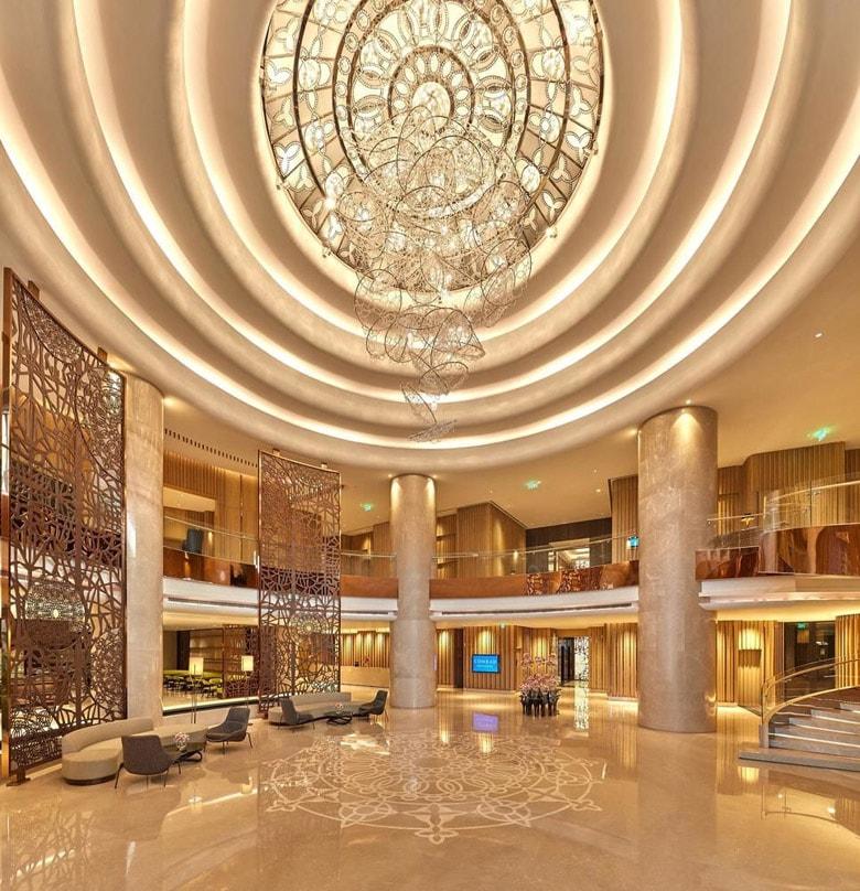 Отель Conrad Bengaluru