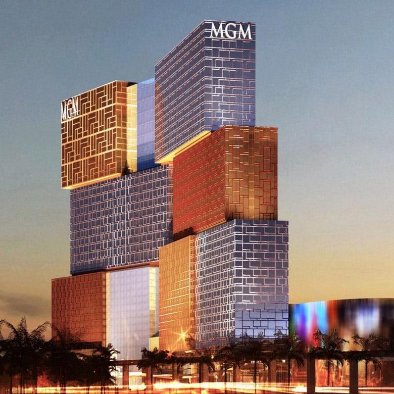 Отель MGM Cotai, Макао