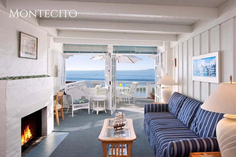 Отель Rosewood Miramar Beach Montecito