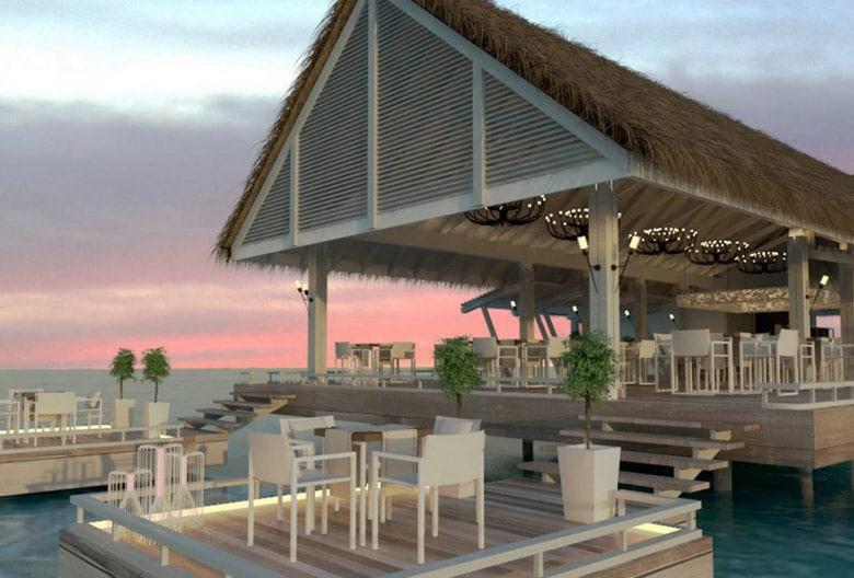 Отель Baglioni Maldives