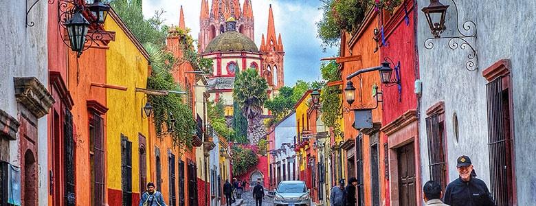 9 очаровательных городов Мексики, которые стоит посетить