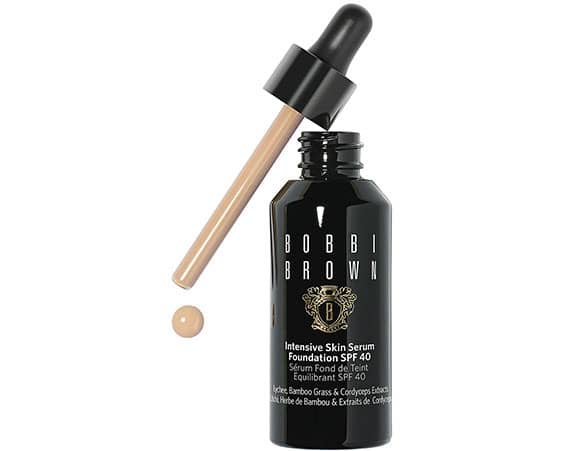 Тональное средство Intensive Skin Serum Foundation SPF 40 от Bobbi Brown