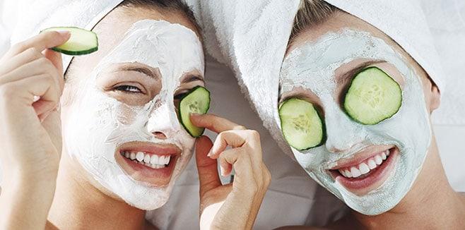 5 натуральных масок для лица, которые вы должны попробовать