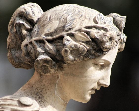 Прически в Древней Греции продолжили египетские традиции