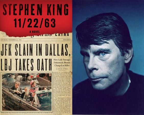 Книга 11/22/63 – путешествие в прошлое со Стивеном Кингом