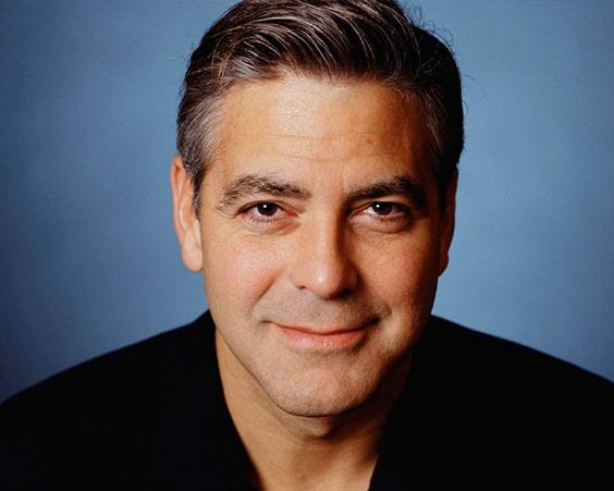 Джордж Клуни не приехал на церемонию вручения звезды