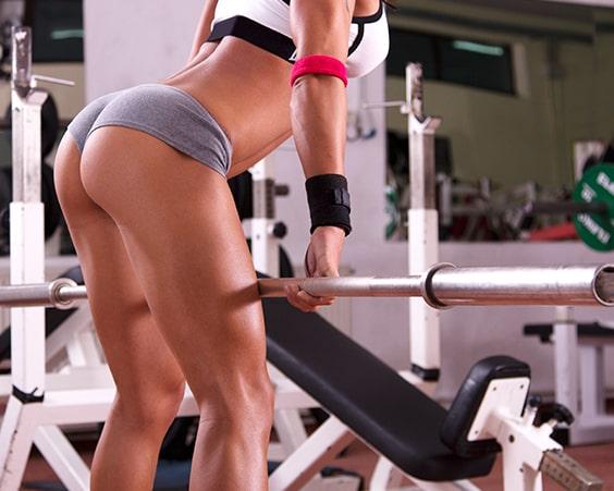 Низкокалорийная диета для ног и бедер и спорт творят чудеса