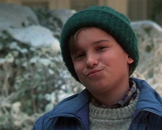 Джонни Галэки в «Рождественских каникулах»