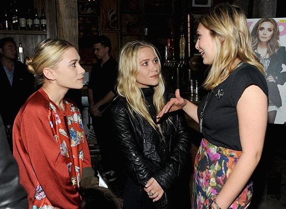 Три сестры Олсен