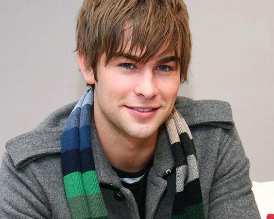 Молодой актер Чейс Кроуфорд