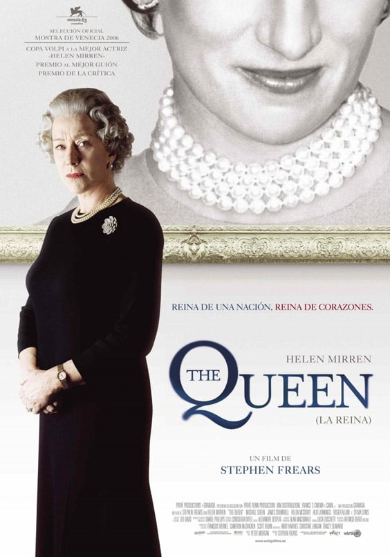 Постер фильма «Королева»
