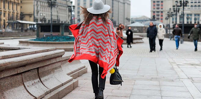 Street Style на неделе моды Mercedes-Benz Fashion Week Russia
