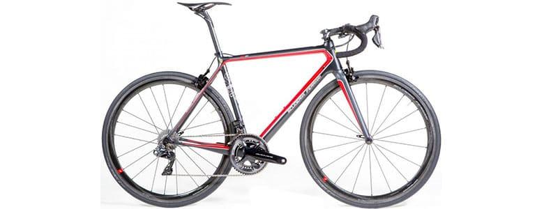Ferrari и Bianchi выпустили велосипед, стоимостью 18 тысяч долларов
