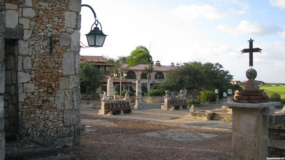 Деревня Альтос де Чавон