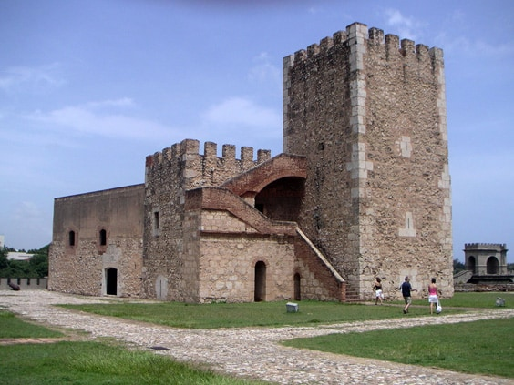Крепость Форталезе Осама