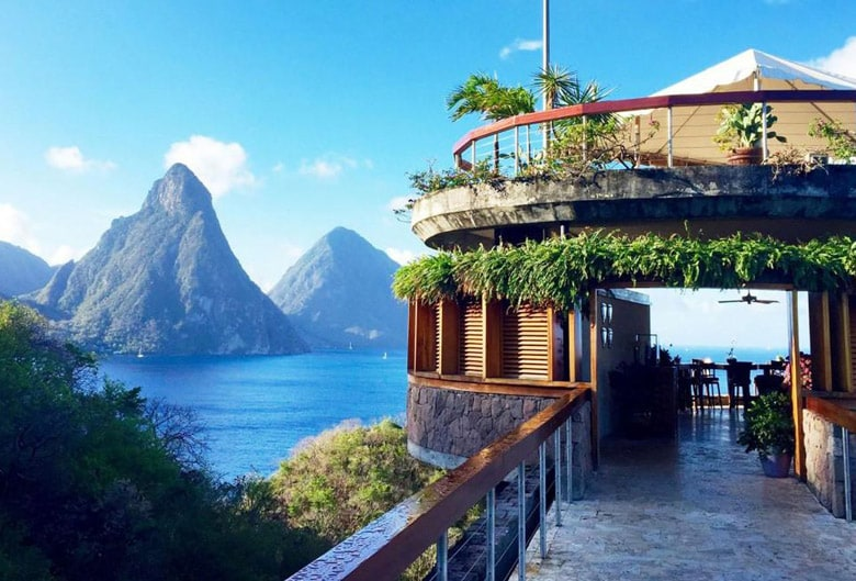Отель Jade Mountain Resort