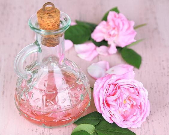 Польза масла розы для кожи лица