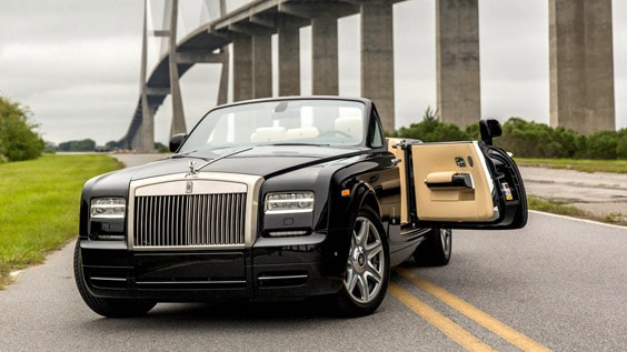 Автомобиль «Rolls-Royce Phantom»