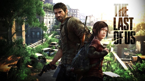 Игра «The last of us»