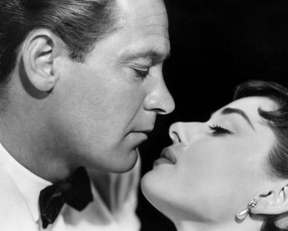 Одри Хепберн и Уильям Холден были чудесной парой