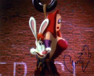 Кролик Роджер и Джессика